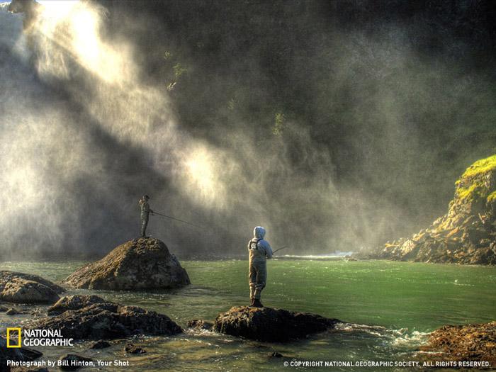 Фотографии природы водопад snoqualmie falls